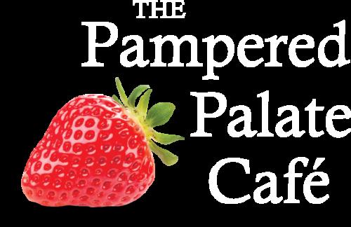 Pampered Palate Cafe Logo